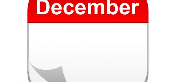 What are you doing wrong in December?