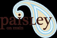 paisley on main logo