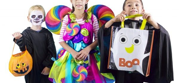 What do trick or treaters and your sales people have in common?