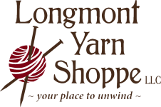 longmont yarn shoppe logo