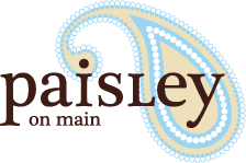 paisley on main logo